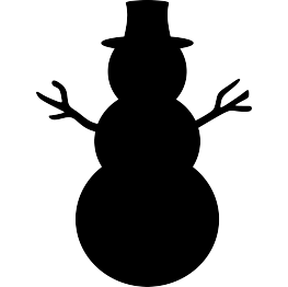 263x262 New Silhouettes Snail, Snow Globe, And More