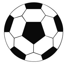 236x228 Soccer Ball Template For Thank You Card! Soccer