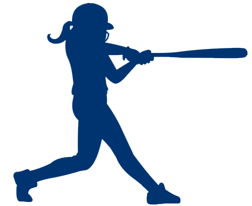 silhouette softball at getdrawings com free for personal use rh getdrawings com
