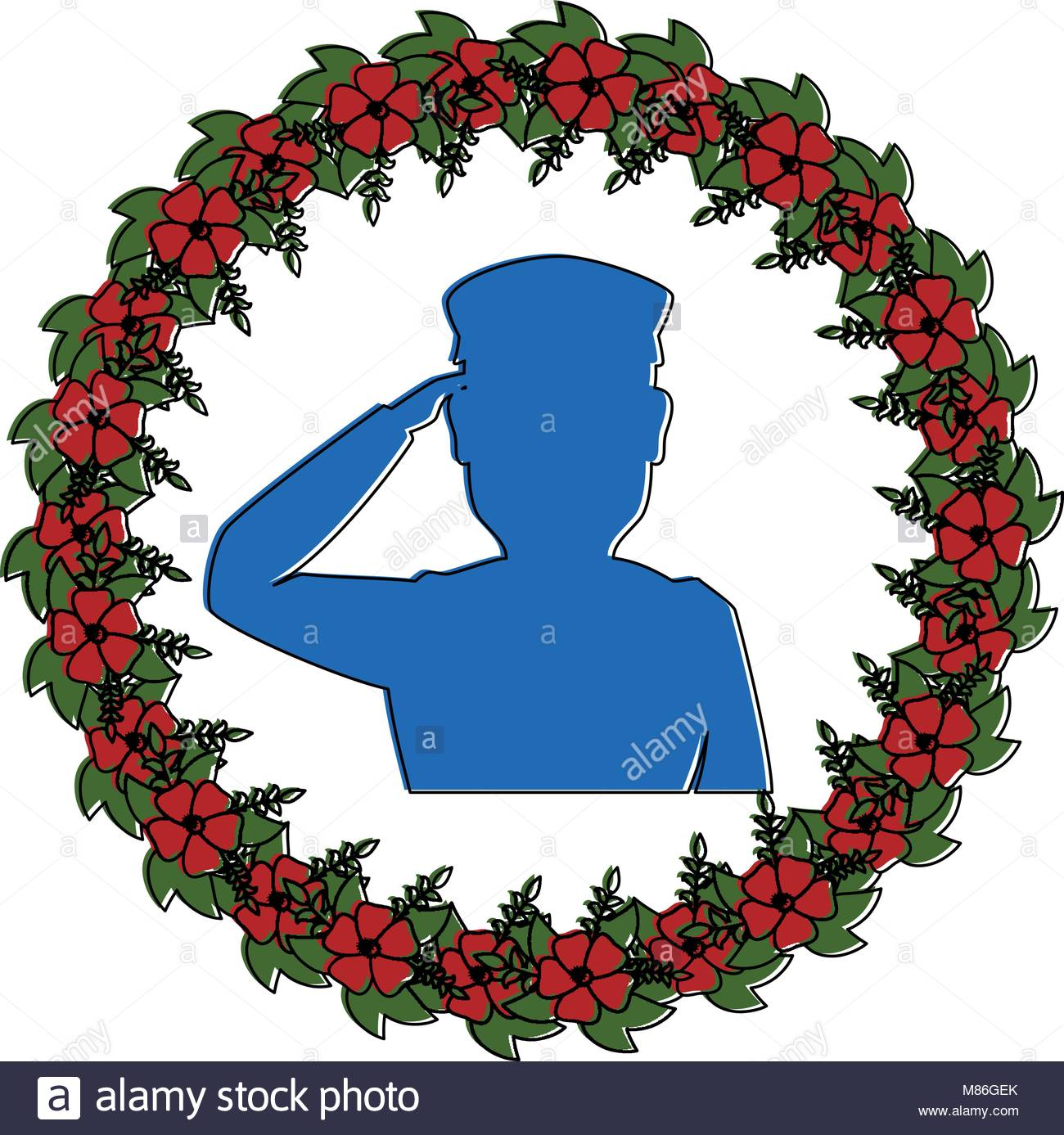 1300x1387 Silhouette Army Soldier Saluting Stock Photos Amp Silhouette Army