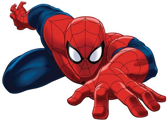 564x406 49 Spiderman Clipart Chick Design