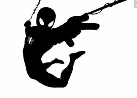 480x344 7 Best Spiderman Images On Superhero Silhouette