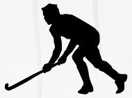 190x142 Playing Hockey Silhouette (Sport) By Azza1070 Spreadshirt
