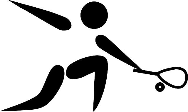 640x381 Symbol, Silhouette, Sport, Cartoon, Squash, Sports