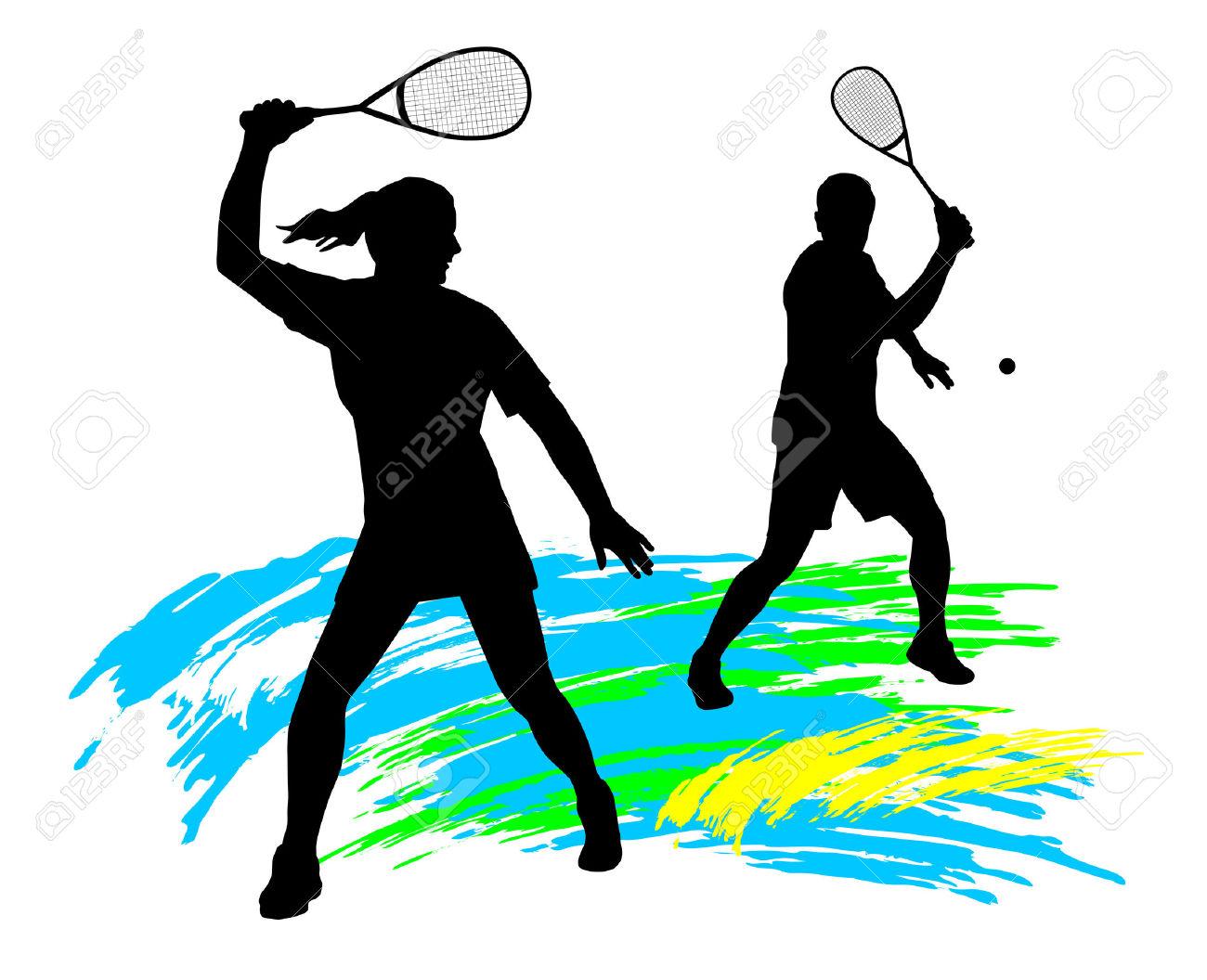 1300x1056 Sport Clipart Squash Sport