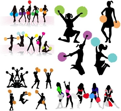 401x368 Active People Icons Various Sports Icons White Silhouette Free