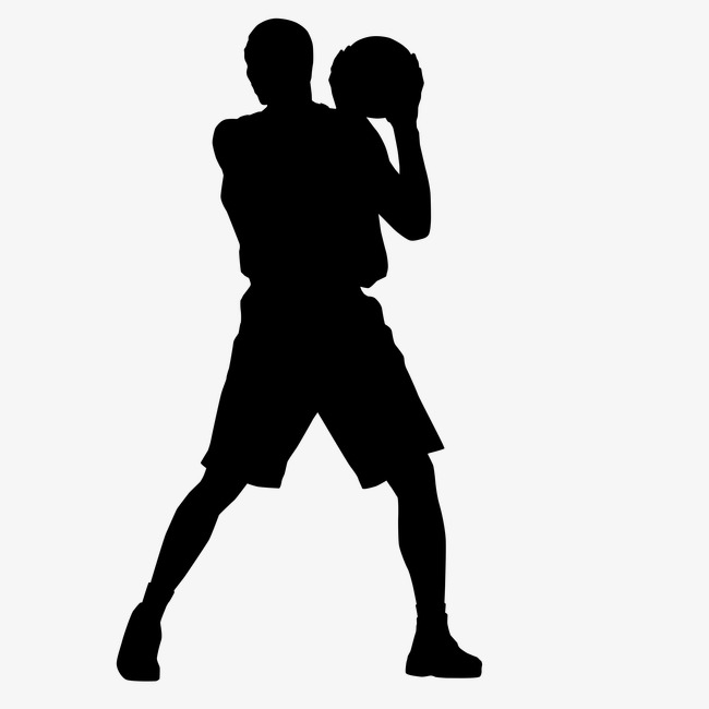 650x650 Basketball,movement, Basketball, Sports Icon, Silhouette Figures