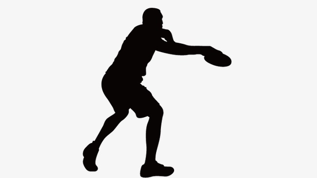 650x366 Sports Figures, Sport Silhouette Figures, Silhouette Figures Png