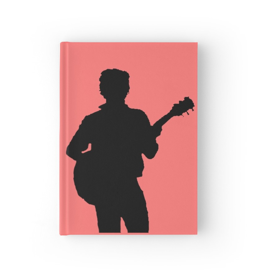 827x889 Harry Styles Silhouette Hardcover Journals By Laurasplace Redbubble