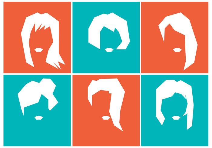 700x490 Silhouette Of Girls Hairstyles