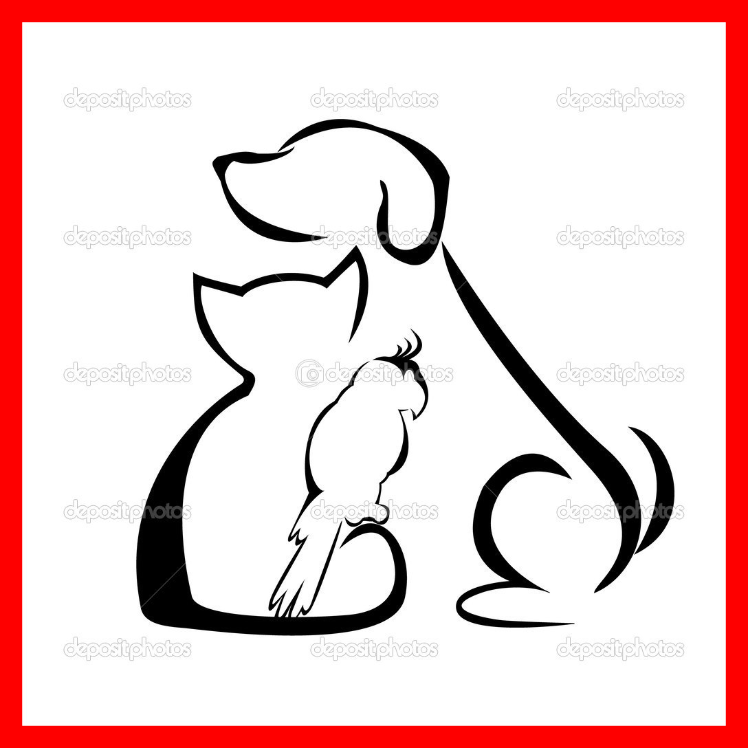 1088x1088 Amazing Cat Silhouette Tattoo Should Get A Tatoo Of Bird Drawing