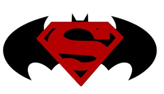 570x328 Batman Vs Superman Svg Cut File For Cricut And Silhouette
