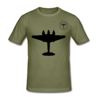190x190 The Peopleampaposs Mosquito Mosquito Silhouette Slim Fit T Shirt