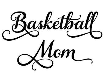 340x270 Basketball Mom Svg Etsy