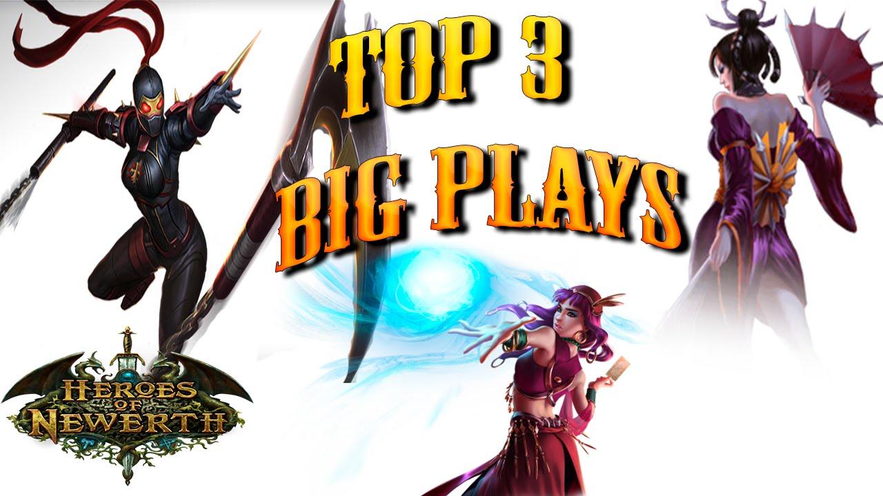 1280x720 Hon Pro Top 3 Big Plays