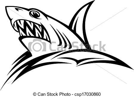 450x324 Tattoo Clipart Shark'79311