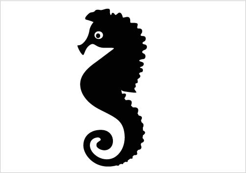 501x352 Seahorse Tattoo Tattoo Collection