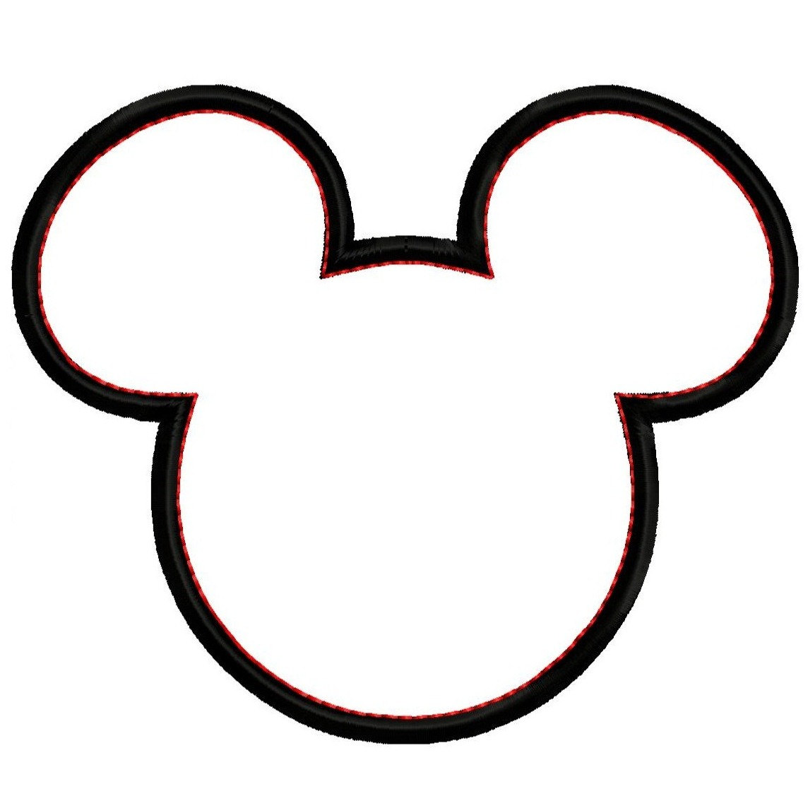 picture relating to Minnie Mouse Silhouette Printable identify Silhouette Template at  Absolutely free for individual