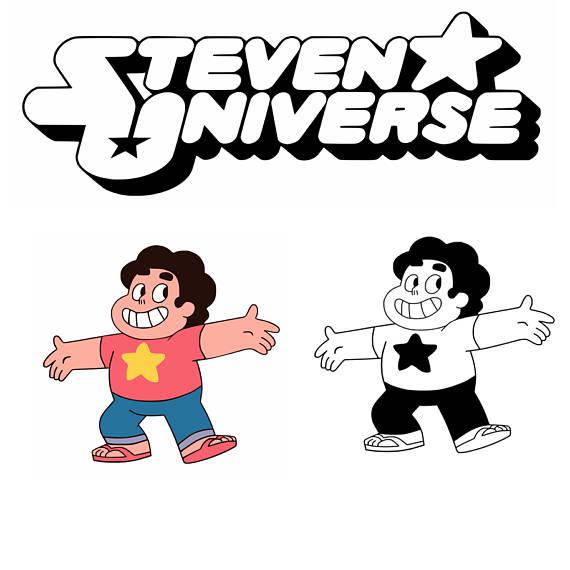 570x570 Steven Universe Svg Dxf Pdf Eps Png Logo, Cartoon Network Svg