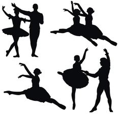 236x224 Silhouette Figures Use With Toy Theatersnd Schematics