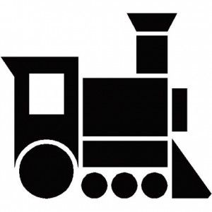 300x300 Train Sillouette Awesome Things To Make With The Brother Scan N