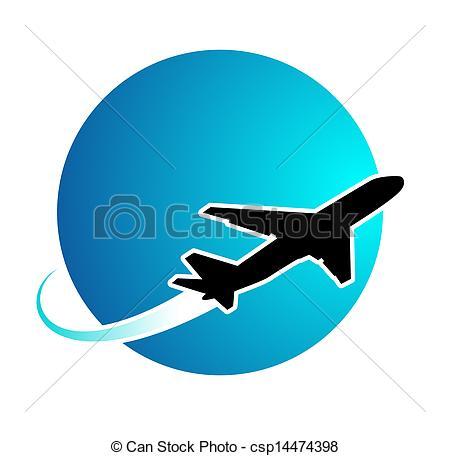 450x456 Travel Clipart Airplaine