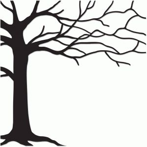 300x299 488 Best Silhouettes Tree Silhouettes Images