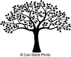 silhouette tree clipart at getdrawings com free for personal use rh getdrawings com clip art family tree images clipart family tree black and white