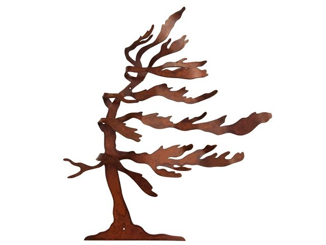 640x480 Image Result For Windswept Pine Silhouette Tattoo Ideas