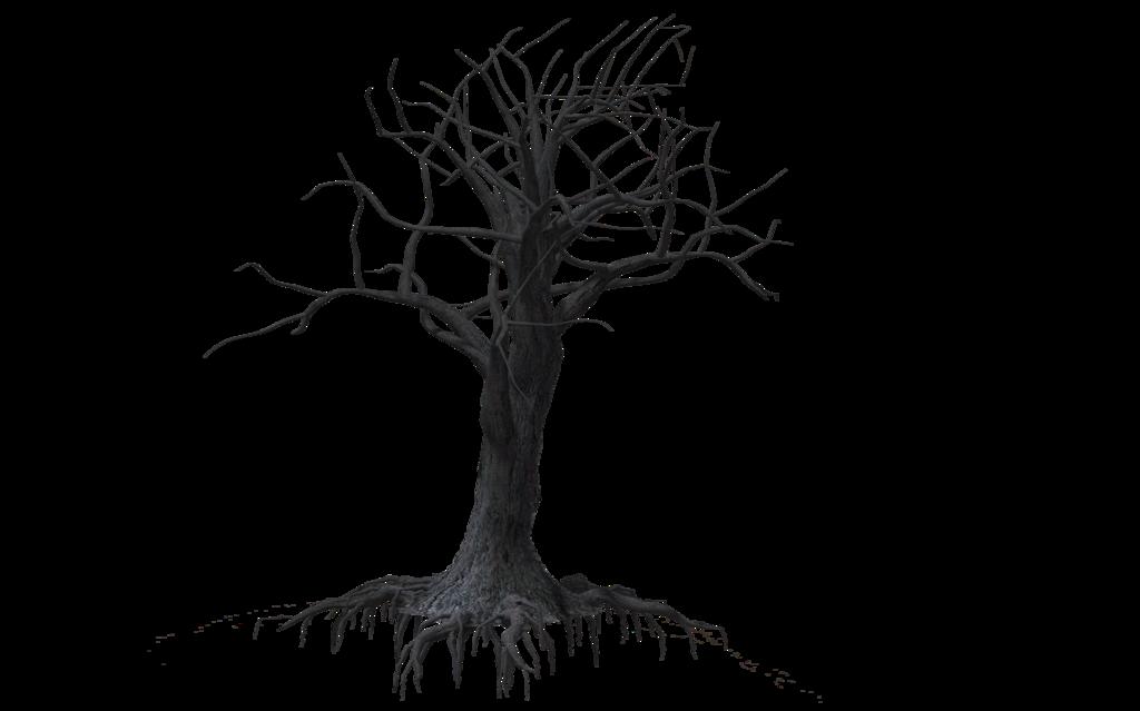 1024x639 Creepy Tree Drawing Creepy Tree 03 By Wolverine041269 Ravens