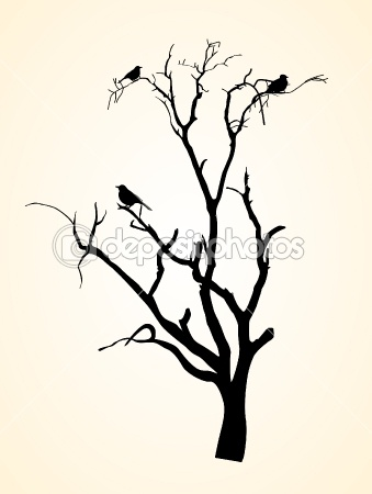 339x450 531 Best Trees Images On Silhouettes, Tree Planting
