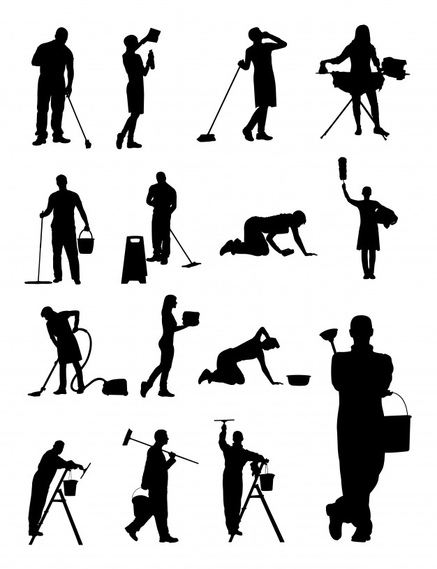 626x816 Workers Silhouette Vectors, Photos And Psd Files Free Download