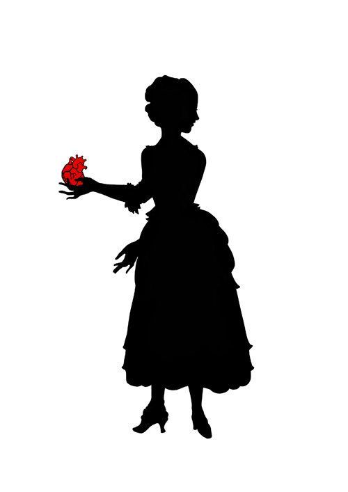500x707 145 Best Victorian Silhouettes Images On Silhouettes
