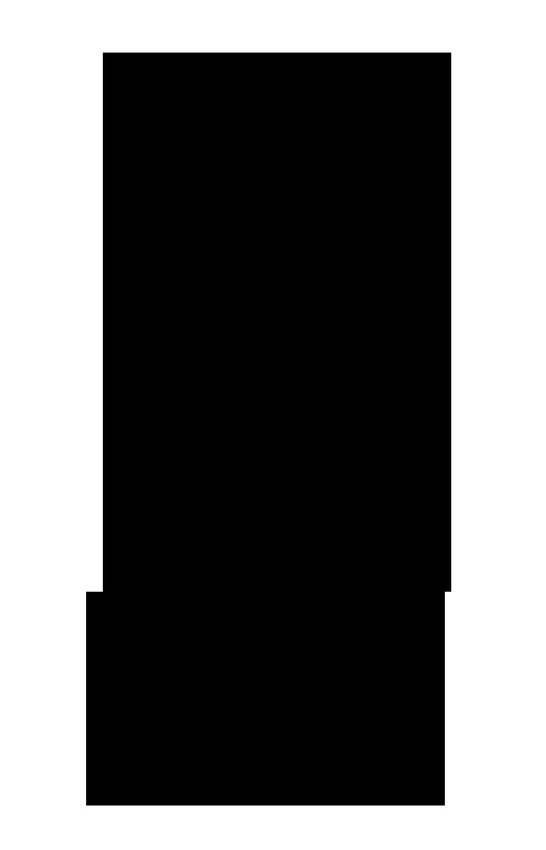 945x1471 Victorian Silhouette Clipart