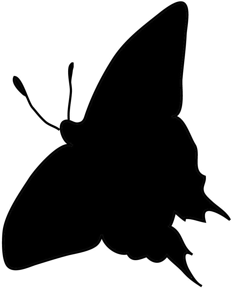 800x993 Victorian Silhouette