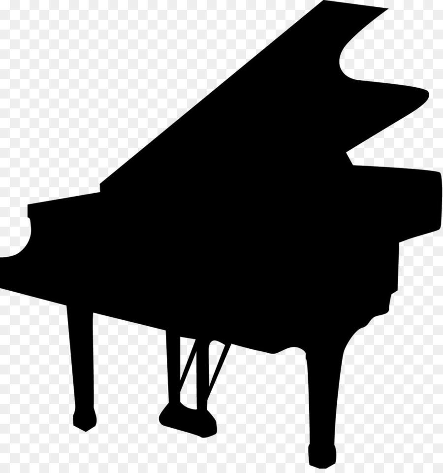 900x960 Piano Silhouette Pianist Violin