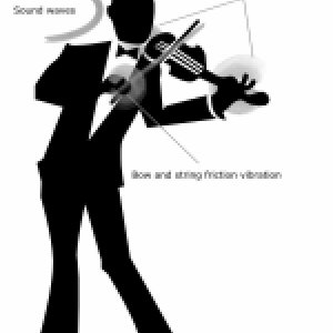 300x300 Figure 1 Different Haptic Cues Available To A Violin Player