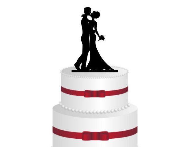 628x475 Laser Cut Wedding Cake Topper Livelovedesigns1 Laser Cut
