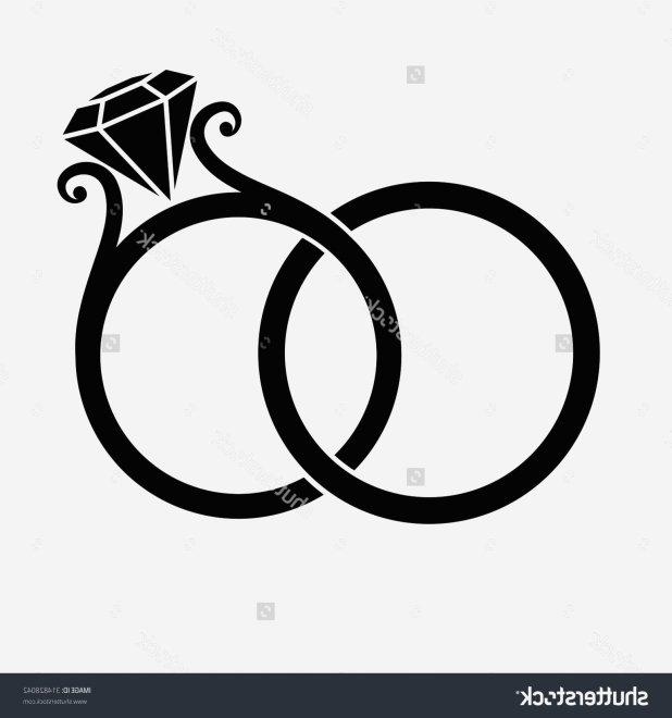 silhouette wedding ring at getdrawings com free for personal use rh getdrawings com wedding ring clipart black and white wedding ring clipart vector