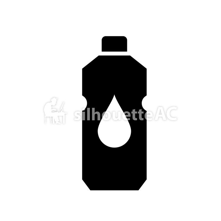 750x750 Free Silhouette Vector Water, Water, Icon