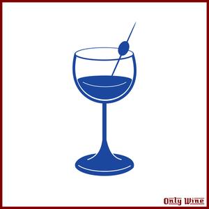 300x300 15677 Free Clipart Wine Bottle And Glass Public Domain Vectors