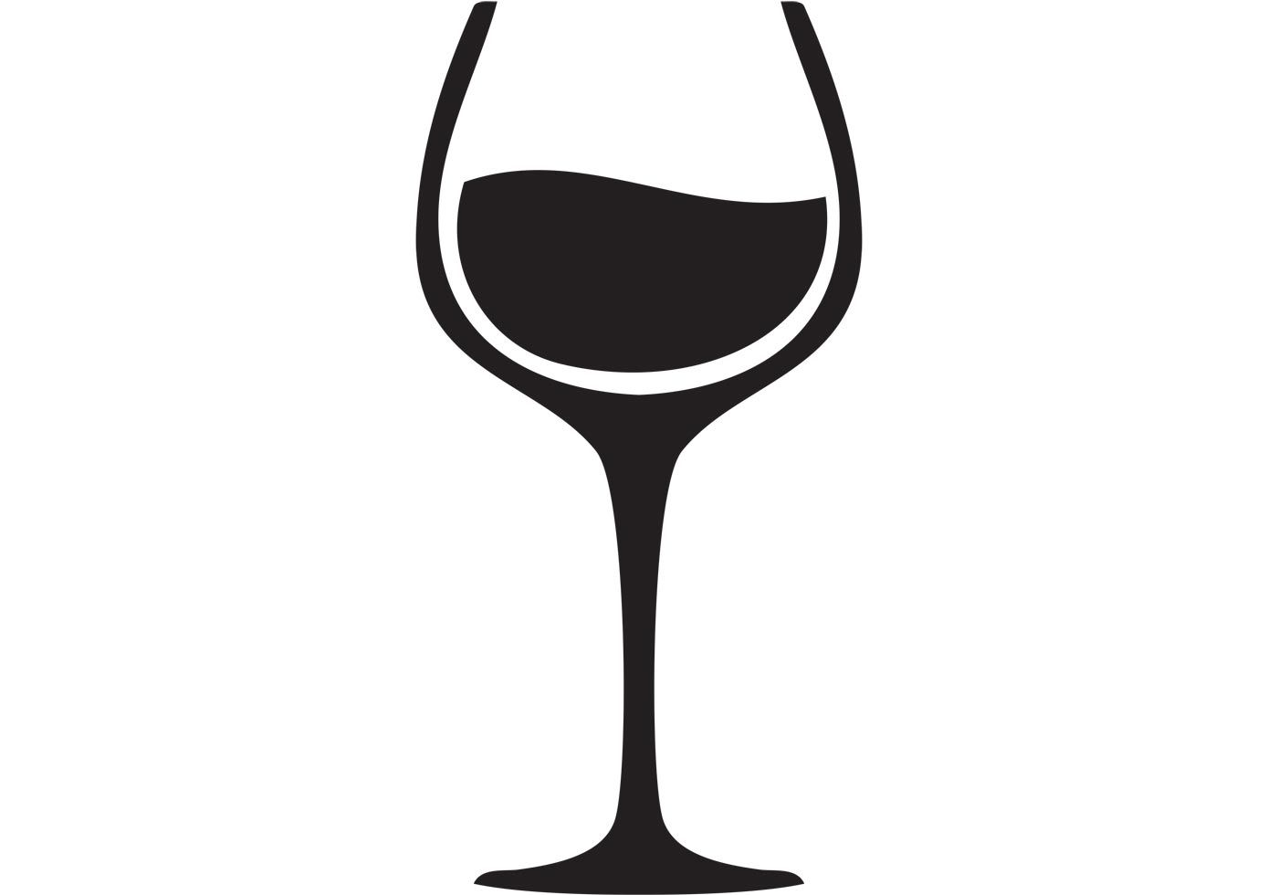 1400x980 New Wine Glass Vector. This Wine Glass Vector Is Great For A Drink