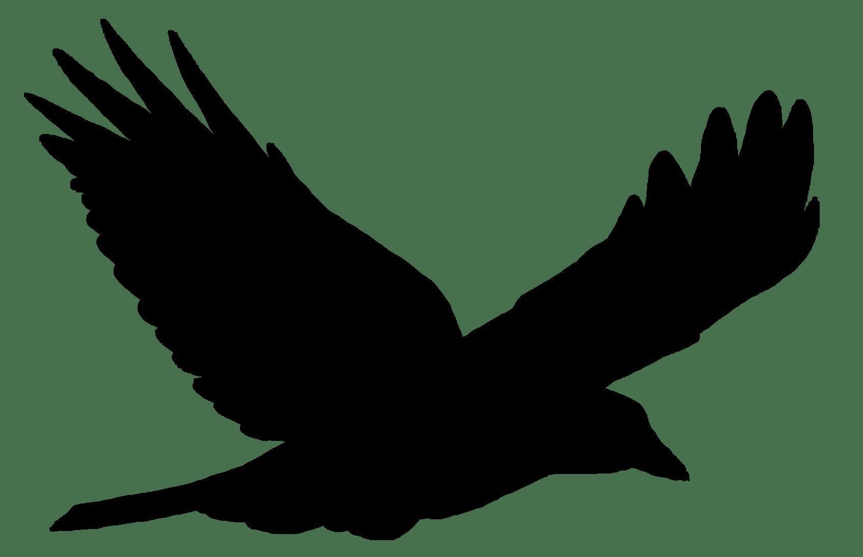1694x1094 Bird Open Wings Clipart Silhouette Transparent Png Stickpng Lemonize