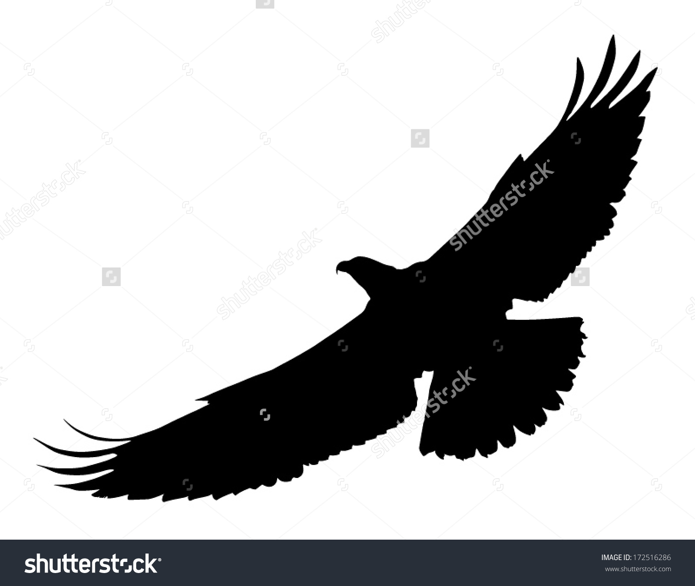1500x1264 Bird Of Prey Silhouette Clipart