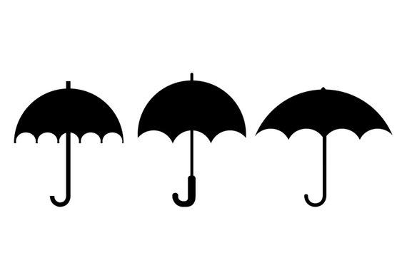 570x393 Umbrella Svg Umbrella Clipart Umbrellas Clip Art Umbrella