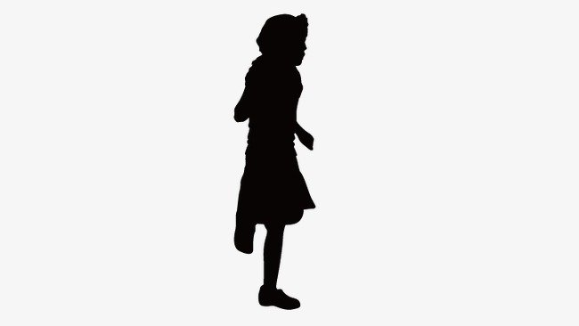 650x366 Standing Woman, People Standing Silhouette, Silhouette Figures Png