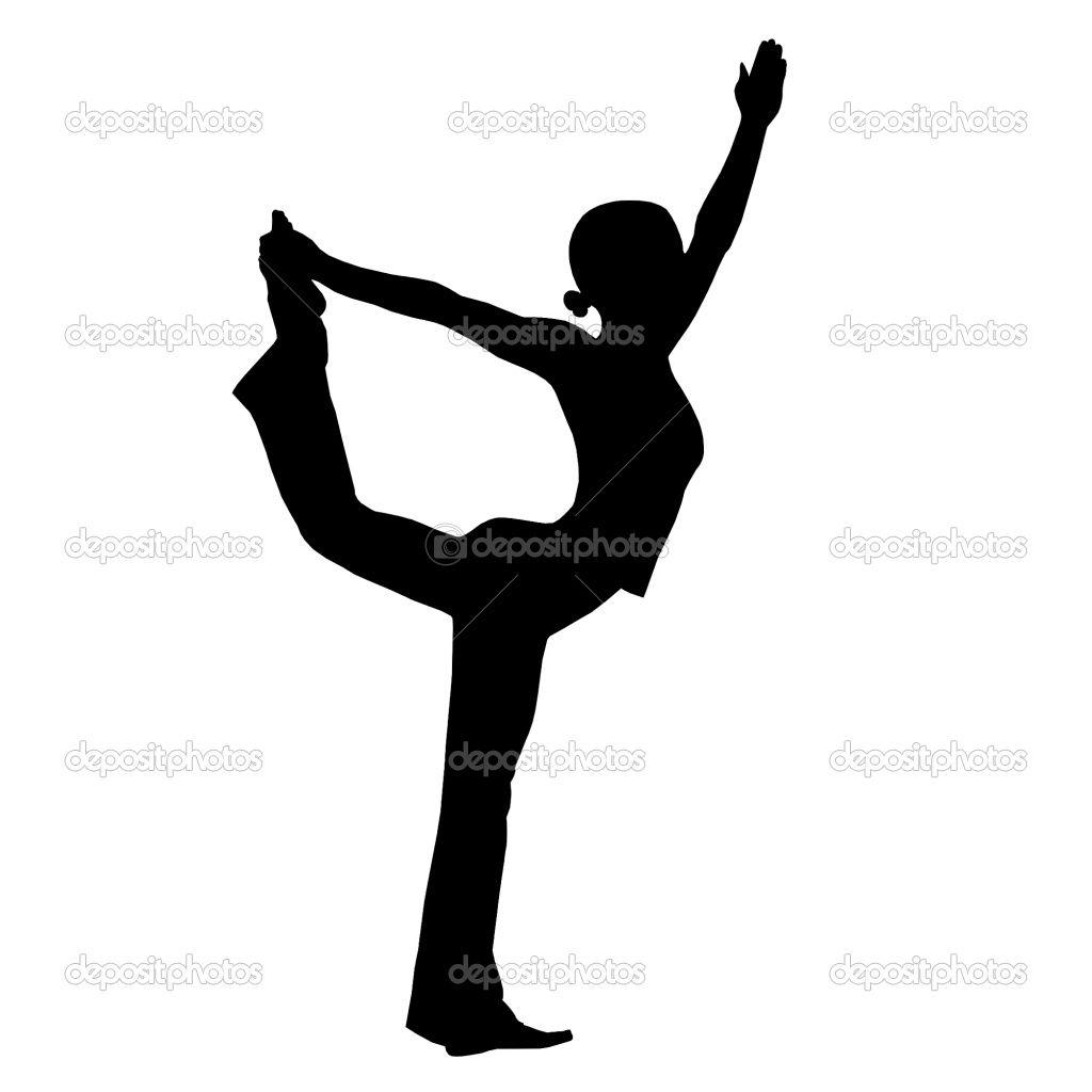 1024x1024 Yoga Pose Silhouette Silhouettes Yoga Poses, Yoga
