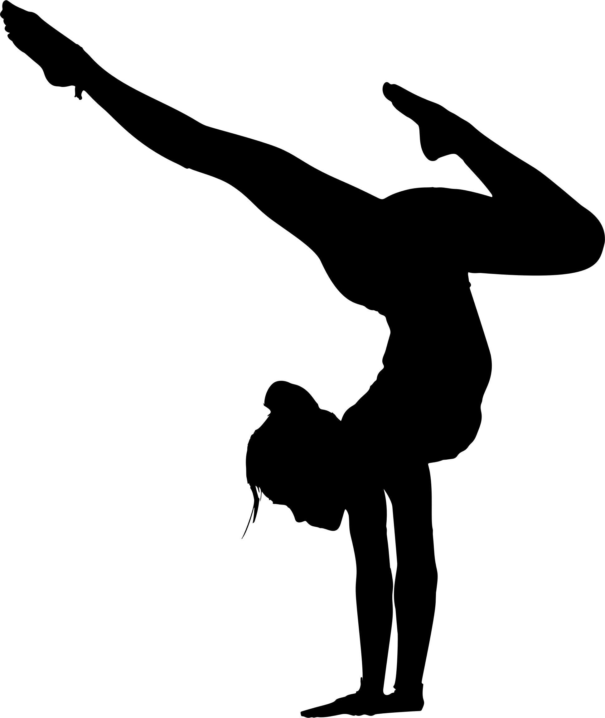 1940x2304 Female Yoga Pose Silhouette 22 Icons Png