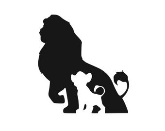 340x270 Disney Bundle Svg Lion King Svg Simba Svg Scar Svg Timon