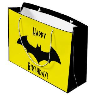 307x307 Batman Logo Gift Bags Zazzle